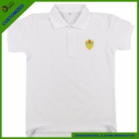 Uniform Cotton School Uniform T-shirt