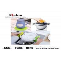 Kitchen Sponge Multipurpose Cleaner Potholder Fruit Vegetable Washer Silicone Brush