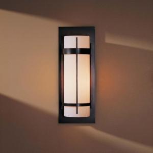 China Hubbardton Forge 305894 Banded LED Outdoor Lighting Wall on sale