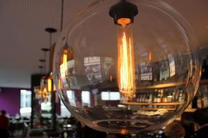 China Pendant Lighting Glittering Contemporary Pendant on sale