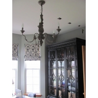 Chandelier Design Wood Lantern Pendant Light Square Light