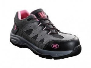 China PU/RUBBER INJECTION SR9163 WOMAN Shoe S1P on sale