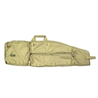 Gun Bag Outdoors Tactical Rifle Drag Bag Case with Optional Backpack Straps 40 Length By