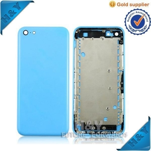 China housing for iphone 5c back cover housing, color back cover for iphone 5c back housing replacement on sale
