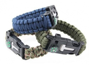 China Paracord Survival Bracelet on sale