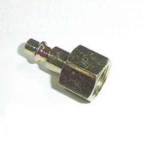 China Air quick coupler-Milton type 3/8 plug on sale