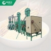 China Buy small scale corn flour milling plant for sale