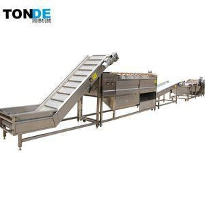 China Automatic Potato Chips Plant Potato Chips Production Line Price on sale