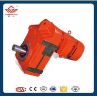 China 0.3hp 0.5hp 0.7hp 1hp 10hp F series helical gearbox AC Electrical Gear Motors on sale