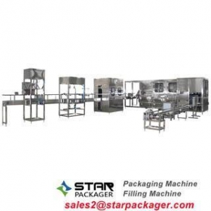 China Liquid Water Premade Pouch Packing Machine Price on sale