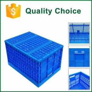 China Various Sizes Available Wholesale Reusable Shallow Fruit Crate on sale
