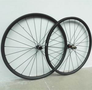 China Carbon 29er MTB Straight Pull Wheel WSM28 on sale