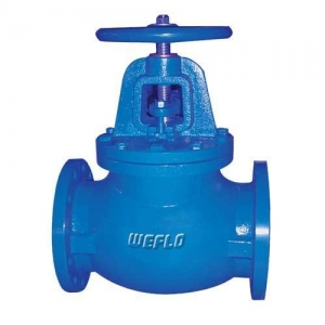 China Dorot Cast Iron Globe Valve, Model 6123, PN16 on sale