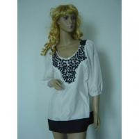 China Ladies silk blouse JN09LDB150 on sale