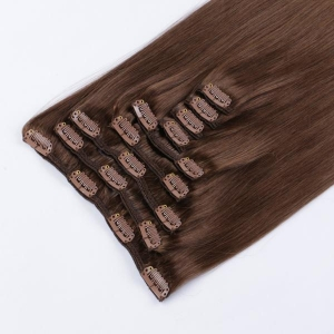 China clip in hair extensions european hair extensions and thick hair extensions JF277 on sale