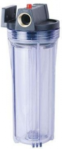 China Transparent Water Filter Housing EWC-J-A4 on sale