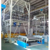 China Agricultral Mulch Film Machine tubing lining equipment on sale