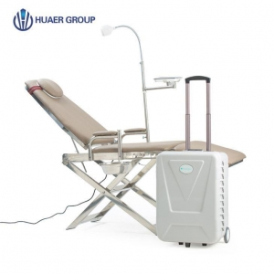 China Portable Dental Equipment Chair on sale