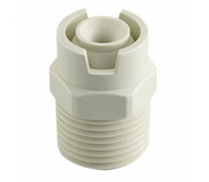 China KPMF Series - Plastic multi-slotted core full cone spray nozzle for cleaning, purging, on sale