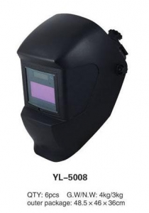 China WELDING MASK  YL-5008 on sale