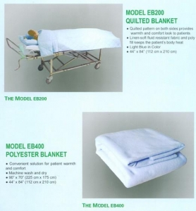 China Medical Materials quilted blanket on sale