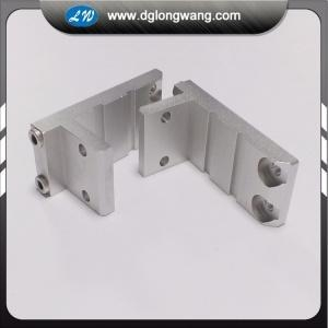 China Five axis CNC milling machining aluminum parts on sale