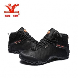 China Sports Shoes Waterproof Hiking Boots for men on sale