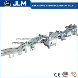 China Wood Veneer Cutting Machine/ Plywood Peeling Veneer Machine/Veneer Plywood Production Line on sale
