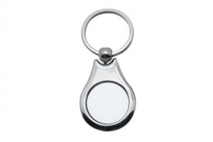 China A81 Metal Keychain Sublimation Blanks on sale