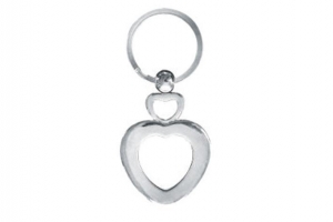 China A70 Metal Keychain Sublimation Blanks on sale