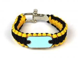 China Sublimation Bracelets Sublimation Blanks on sale