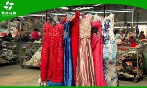 China Second Hand Evening Beautiful Full Dress Charming on sale
