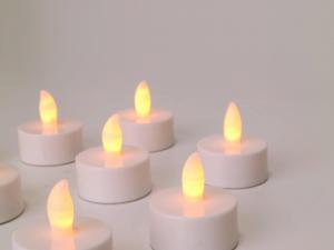 China Electronic LED Candle Flickering Flameless Tea Light on sale