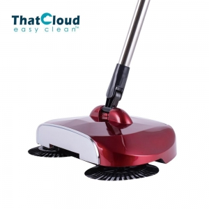 China Hand Propelled Floor Sweeper on sale