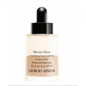 China New Giorgio Armani Maestro Glow Nourishing fusion makeup Online Sale on sale