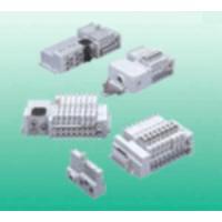 Pneumatic distributor manifold valve