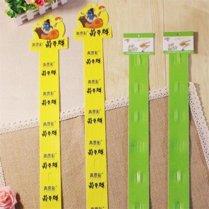 China Printable PP Strip Clip for Market on sale