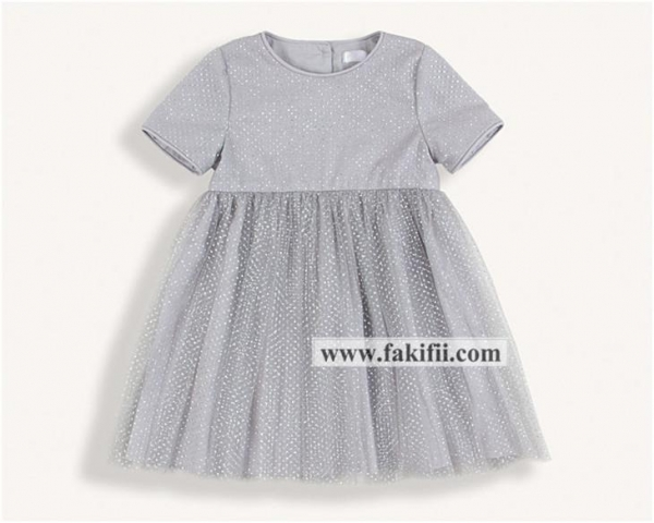 WWW_SETOUDY_COM_girl area fakifii ss2019 girl vintage grey mesh dress tou-18d