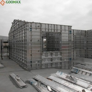 China Aluminium Formworks Concrete Aluminium Formwork For Construction on sale