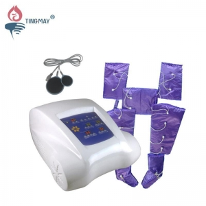 China Infrared Pressotherapy machine far infrared pressotherapy slimming machine with EMS TM-B32 on sale