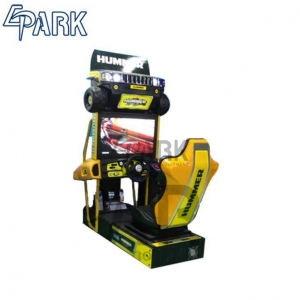 China Racing Game Machine Hammer Driving Car Simulator Video Game Adults Racing Bike on sale