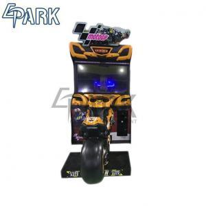 China Racing Game Machine EPARK Moto Gp Simulator Arcade Game Machine on sale
