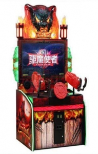 China Shooting Game Machine Exhibition Discount After Dark Ex Shooting Arcade Game Machine For Sale on sale