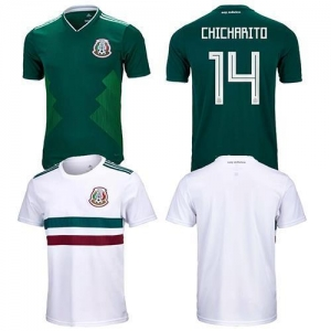 China Mexico Soccer Jerseys on sale