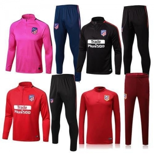 China Atletico Madrid Soccer Tracksuits on sale