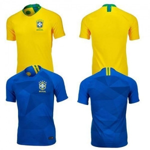 China Brazil Soccer Jerseys on sale