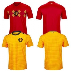 China Belgium Soccer Jerseys on sale