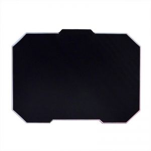 China KAL LED Gaming Mouse Pad - Large USB Black Hard Mousepad with RGB Chroma Lighting Effects on sale