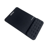 China KLH-3064 - KAL Mouse Pad with Gel Wrist Pad, Gray on sale