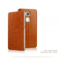 China Huawei Ascend Mate7 Pu Leather Case Slim Cover on sale